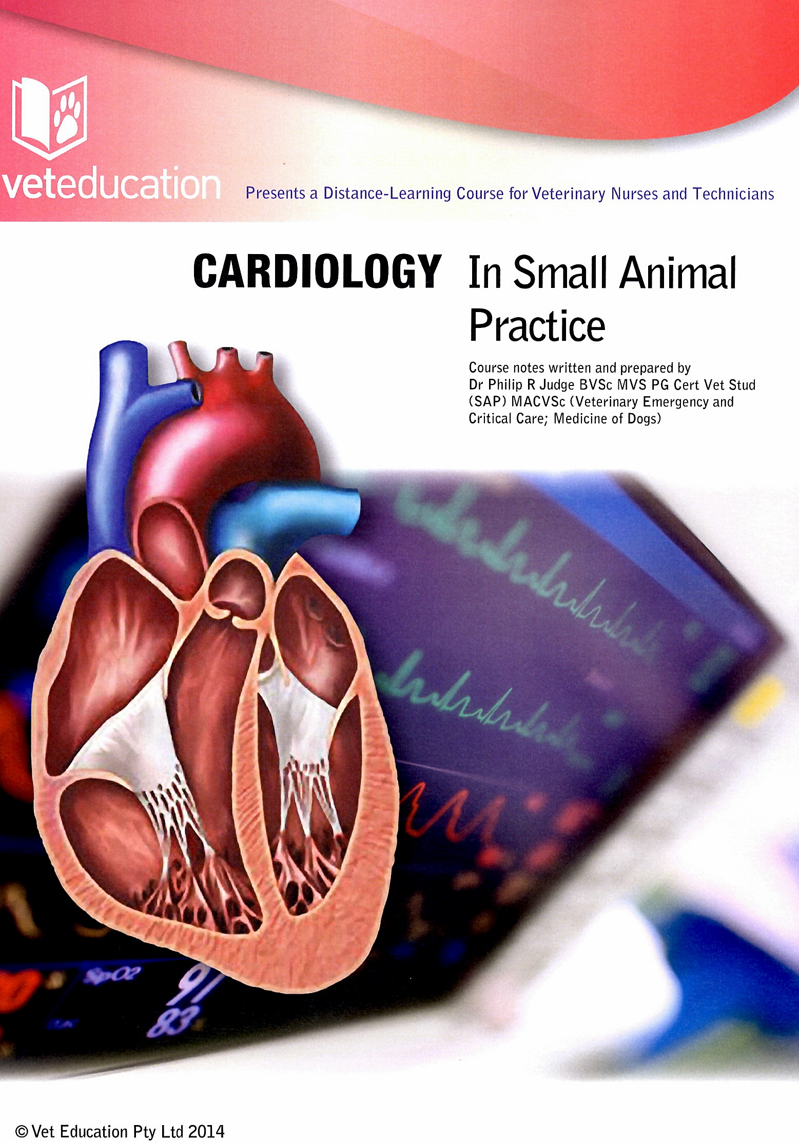 cardiology course cover